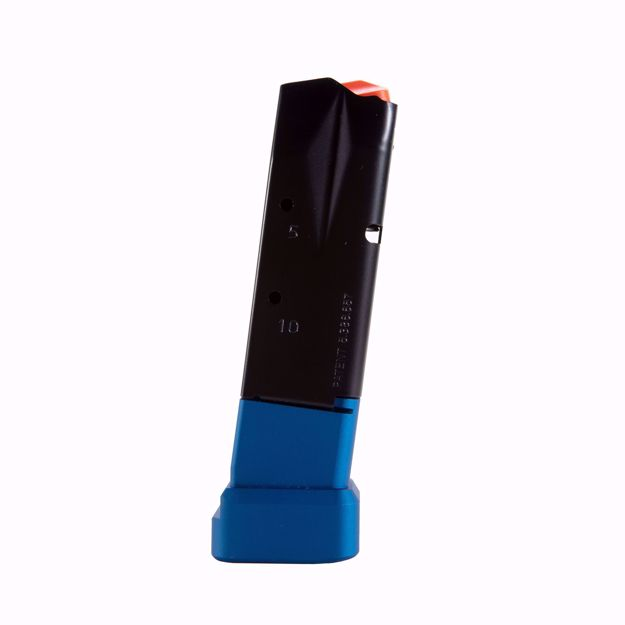 Q-SERIES EXTENDED 10 ROUND (BLUE)