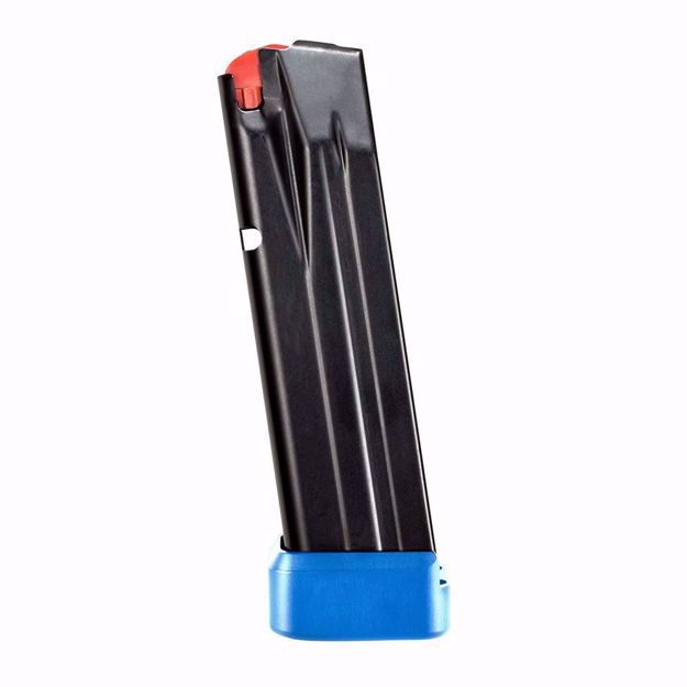 Q-SERIES STEEL FRAME 17 ROUND (BLUE)